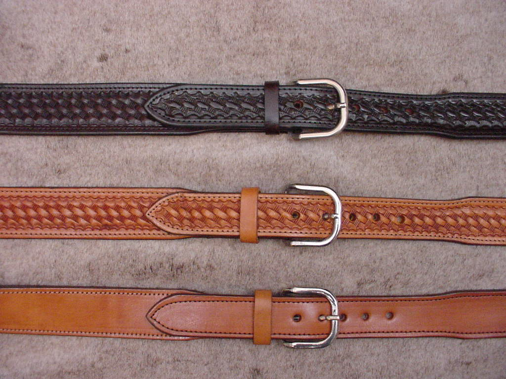 Chicago Dress Belt