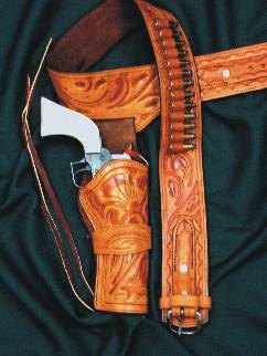 "The ""Vaquero"" Holster Rig"