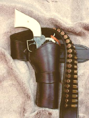 "The ""High Rider"" Holster Rig"