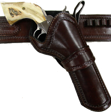"The ""Pistolero"" Cross Draw (Holster Only)"