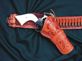 "The ""Vaquero"" Cross Draw (Holster Only)"